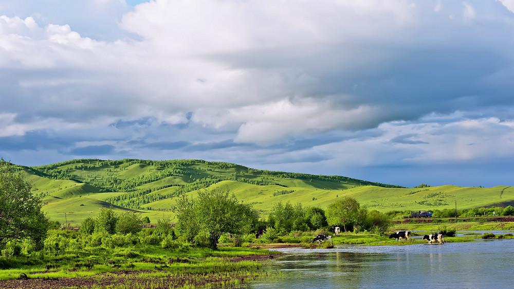 美丽的恩和,中国惟一的俄罗斯民族乡